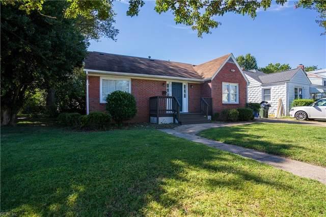 2713 Mapleton Ave, Norfolk, VA 23504 (#10403035) :: Verian Realty
