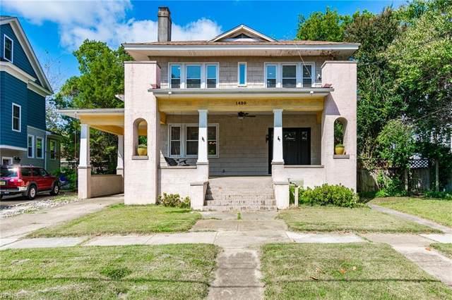 1420 Morris Cres, Norfolk, VA 23509 (#10404648) :: Berkshire Hathaway HomeServices Towne Realty