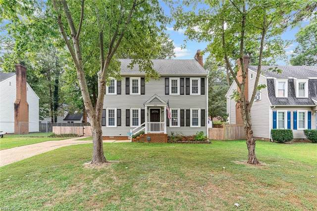 1220 Colony Pines Dr, Newport News, VA 23608 (MLS #10405307) :: AtCoastal Realty