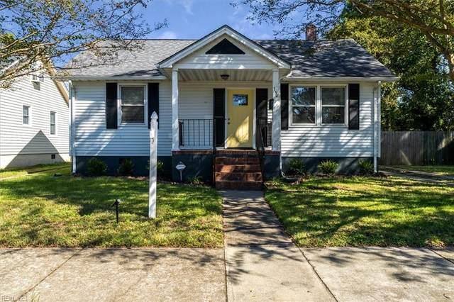 134 Poplar Ave, Newport News, VA 23607 (#10405447) :: Rocket Real Estate