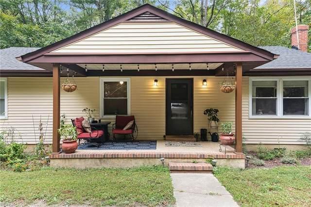 5519 Howard Ln, Gloucester County, VA 23061 (#10405600) :: Abbitt Realty Co.