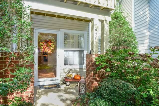 102 Marshall Way F, York County, VA 23185 (#10405703) :: Abbitt Realty Co.