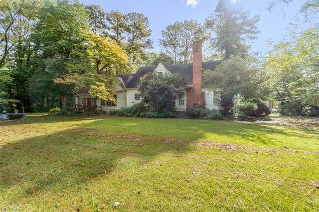 134 Talbot Dr, Isle of Wight County, VA 23430 (#10405936) :: Berkshire Hathaway HomeServices Towne Realty