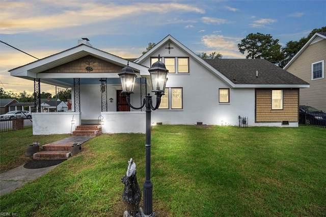 524 Newport News Ave, Hampton, VA 23669 (#10405957) :: Momentum Real Estate