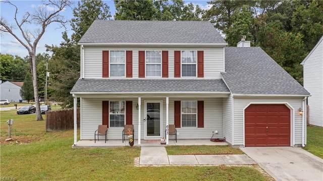 603 Cristal Dr, Newport News, VA 23608 (#10406048) :: Rocket Real Estate