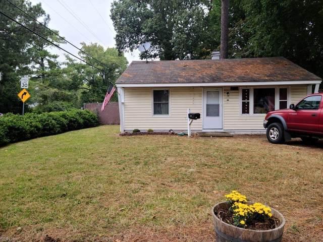 101 Beverly St, Hampton, VA 23669 (#10406080) :: Avalon Real Estate
