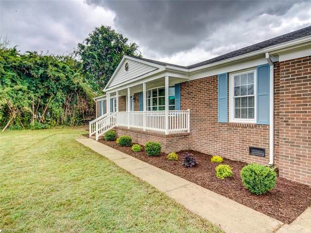 206 Barcroft Dr, Isle of Wight County, VA 23430 (#10406184) :: Verian Realty