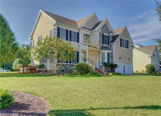 22414 Harbor Towne Dr, Isle of Wight County, VA 23314 (#10406491) :: The Bell Tower Real Estate Team
