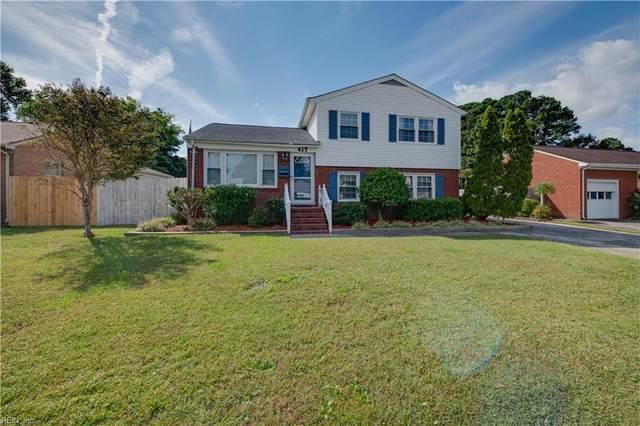 417 Big Bethel Road, Hampton, VA 23666 (MLS #10406555) :: AtCoastal Realty