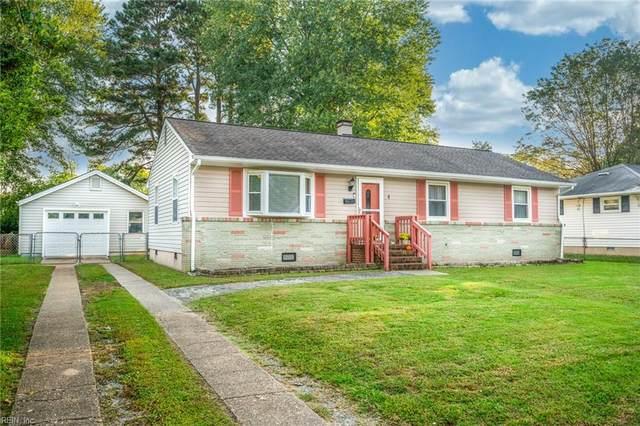 4 Cumberland Dr, Newport News, VA 23608 (#10406628) :: Verian Realty