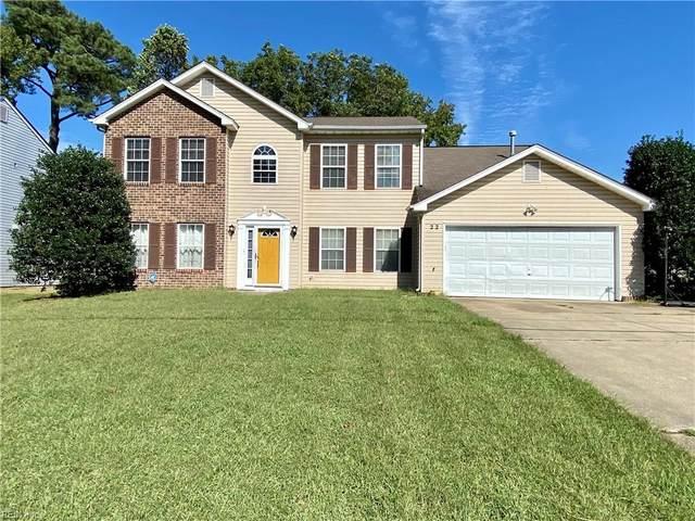 22 Lucas Creek Rd, Newport News, VA 23602 (#10406799) :: Verian Realty