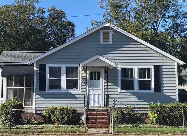 701 Powhatan Pw, Hampton, VA 23661 (#10406893) :: Atkinson Realty