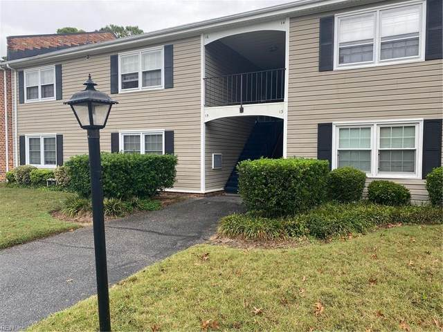16 Towne Square Dr, Newport News, VA 23607 (#10406936) :: Berkshire Hathaway HomeServices Towne Realty