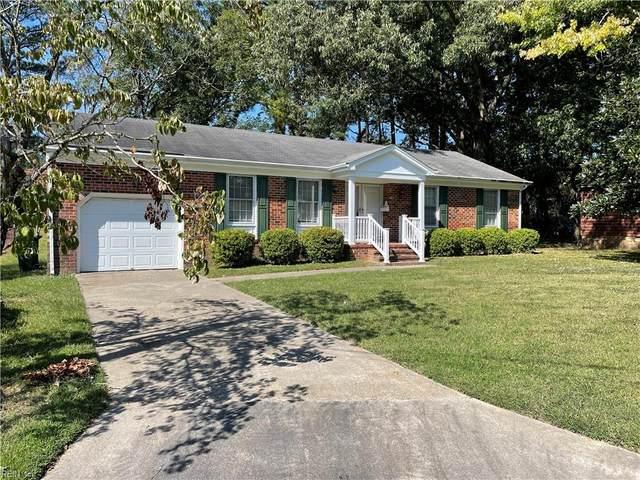190 Compton Pl, Newport News, VA 23606 (#10407125) :: Austin James Realty LLC