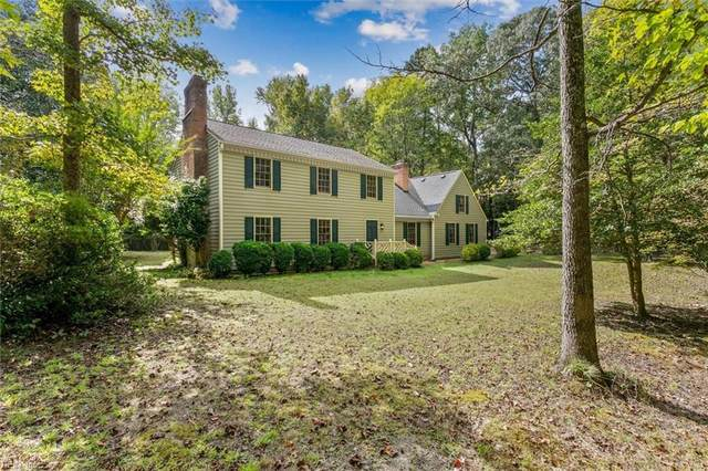 109 Quaker Meeting House Rd, York County, VA 23188 (#10407179) :: The Bell Tower Real Estate Team