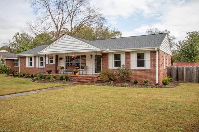 4621 Haywood Dr, Portsmouth, VA 23703 (#10407609) :: Avalon Real Estate