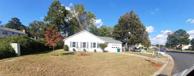 797 Terrace Dr, Newport News, VA 23601 (#10407791) :: Homes by Angelia Realty Company