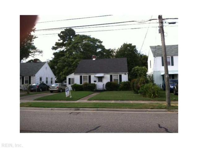 1131 16TH ST, Newport News, VA 23607 (#1338692) :: Avalon Real Estate