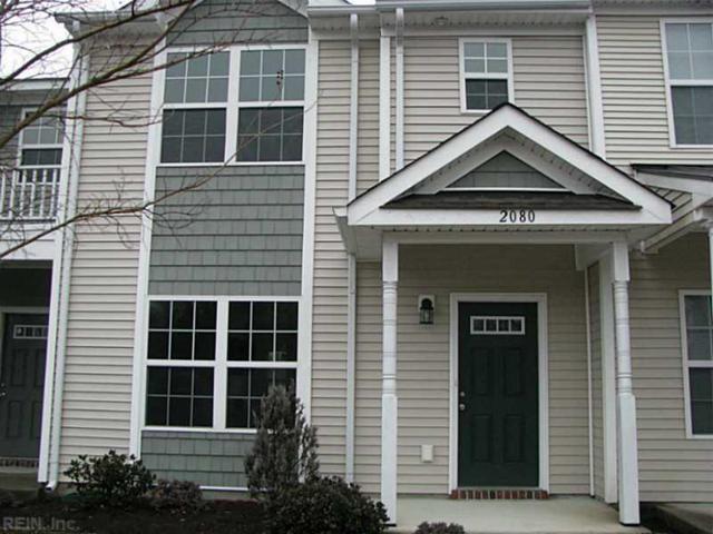 2080 Freeney Ave, Suffolk, VA 23434 (#1405780) :: Austin James Real Estate