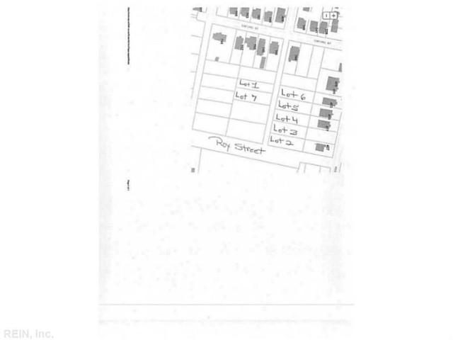 LOT 3 Roy St, Suffolk, VA 23434 (#1541225) :: Abbitt Realty Co.