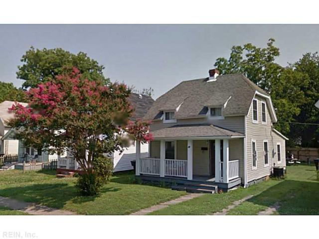 66 Manly St, Portsmouth, VA 23702 (#1619638) :: Encompass Real Estate Solutions