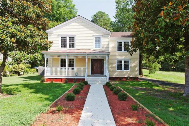 118 W Main St, Sussex County, VA 23888 (#10110503) :: The Kris Weaver Real Estate Team