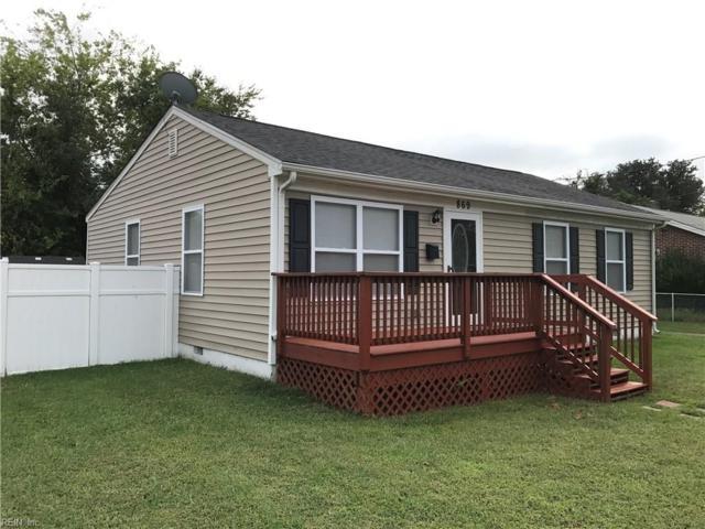 869 Tifton St, Norfolk, VA 23513 (MLS #10151273) :: Chantel Ray Real Estate