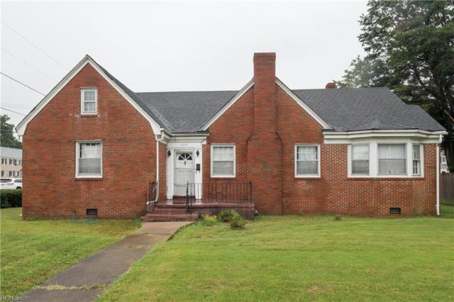 422 Sycamore Rd, Portsmouth, VA 23707 (#10153255) :: Abbitt Realty Co.