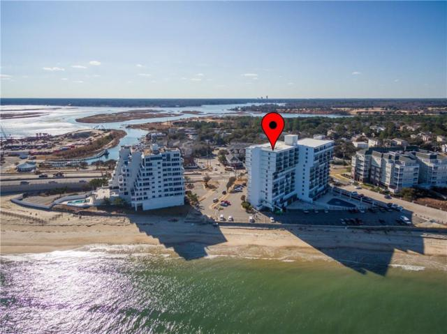 3558 Shore Dr #605, Virginia Beach, VA 23455 (#10170015) :: Austin James Real Estate