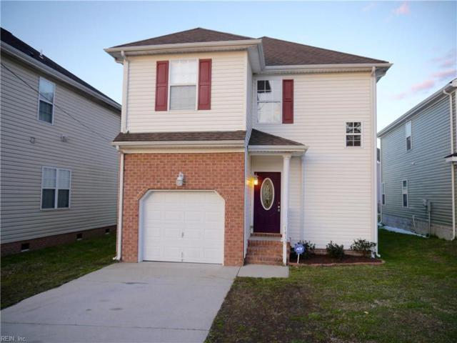 1413 Riddick St, Chesapeake, VA 23321 (#10181093) :: Green Tree Realty Hampton Roads