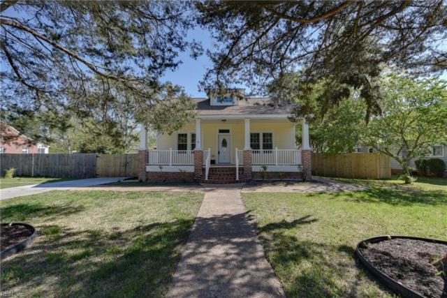 58 Greenbriar Ave, Hampton, VA 23661 (MLS #10189924) :: AtCoastal Realty