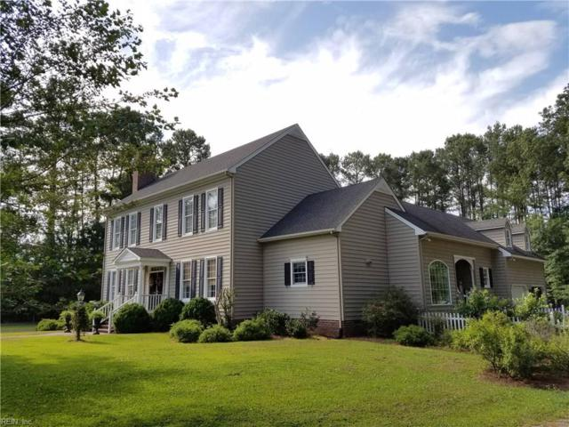20605 Popes Station Rd, Southampton County, VA 23829 (#10205011) :: The Kris Weaver Real Estate Team