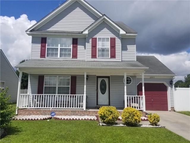 2003 Stalham Rd, Chesapeake, VA 23324 (MLS #10209861) :: Chantel Ray Real Estate