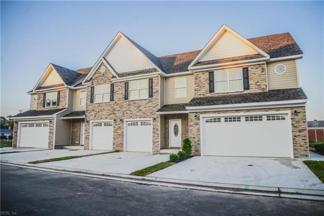 21 Mallory Way, Hampton, VA 23664 (#10209925) :: Green Tree Realty Hampton Roads
