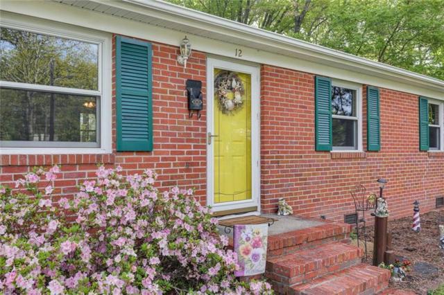 12 Huguenot Rd, Newport News, VA 23606 (#10211965) :: Atkinson Realty