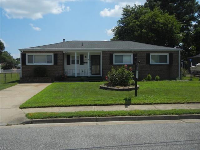 22 E Davis Rd, Hampton, VA 23666 (#10213206) :: Abbitt Realty Co.