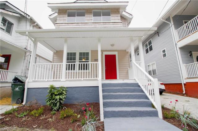 507 W 38th St, Norfolk, VA 23508 (#10213319) :: Berkshire Hathaway HomeServices Towne Realty