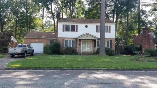 21 Gainsborough Pl, Newport News, VA 23608 (#10216395) :: Abbitt Realty Co.