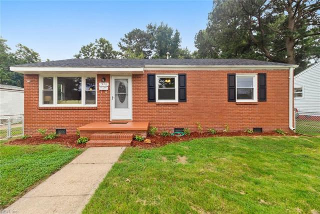 511 Woodview Ave, Norfolk, VA 23505 (#10216943) :: Atkinson Realty