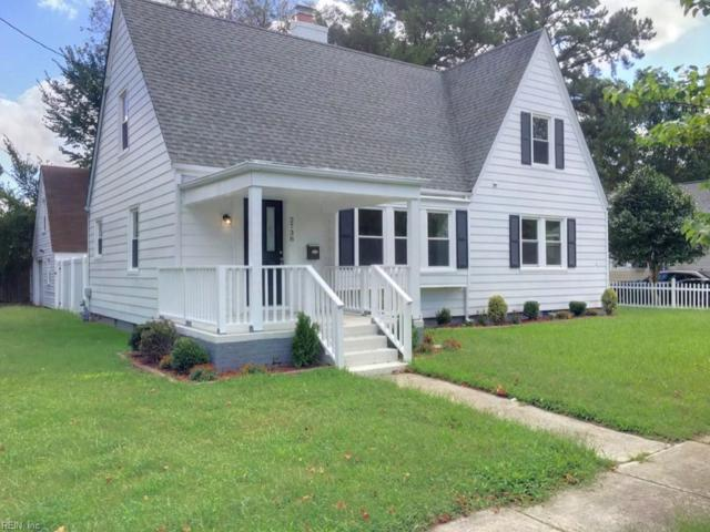 2738 Vimy Ridge Ave, Norfolk, VA 23509 (#10217844) :: Atkinson Realty