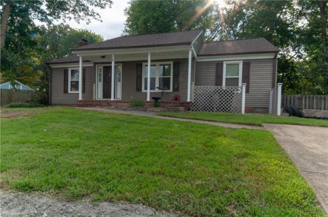 16 Barrington Pl, Hampton, VA 23666 (#10218677) :: Abbitt Realty Co.