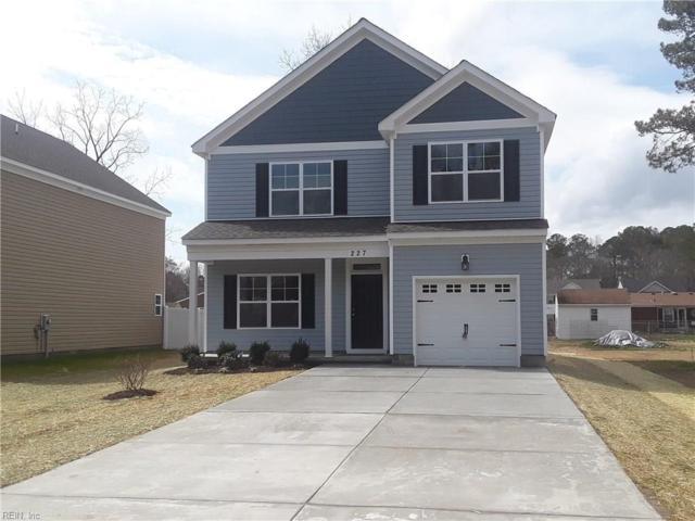 227 Westonia Rd, Chesapeake, VA 23323 (MLS #10219175) :: AtCoastal Realty