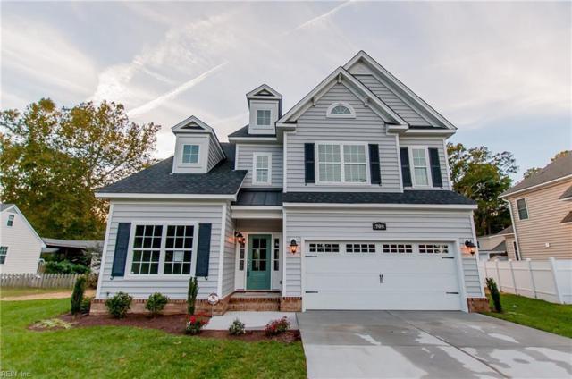 709 Avalon Ave, Virginia Beach, VA 23464 (#10219405) :: Abbitt Realty Co.
