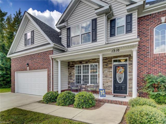 1210 Copper Knoll Ln, Chesapeake, VA 23320 (#10220494) :: Abbitt Realty Co.