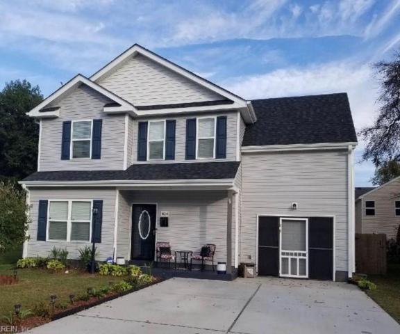 4124 Everett St, Chesapeake, VA 23324 (#10222995) :: The Kris Weaver Real Estate Team
