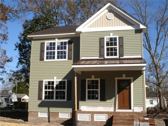 646 Dale St, Hampton, VA 23661 (#10225537) :: Abbitt Realty Co.