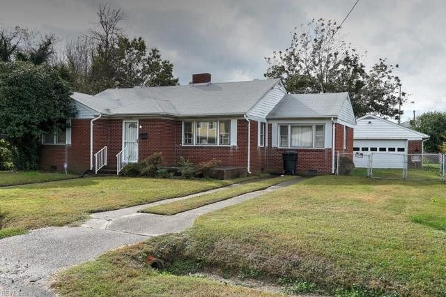 2720 Columbus Ave, Portsmouth, VA 23704 (MLS #10225749) :: AtCoastal Realty