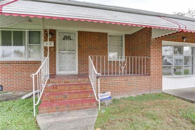 209 Truxton Ave, Portsmouth, VA 23701 (#10226392) :: The Kris Weaver Real Estate Team