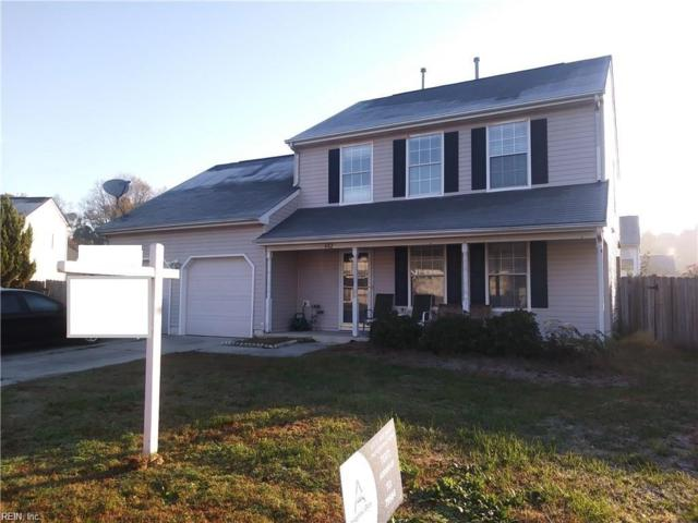 402 White Oak Ln, Suffolk, VA 23434 (#10226898) :: Atkinson Realty
