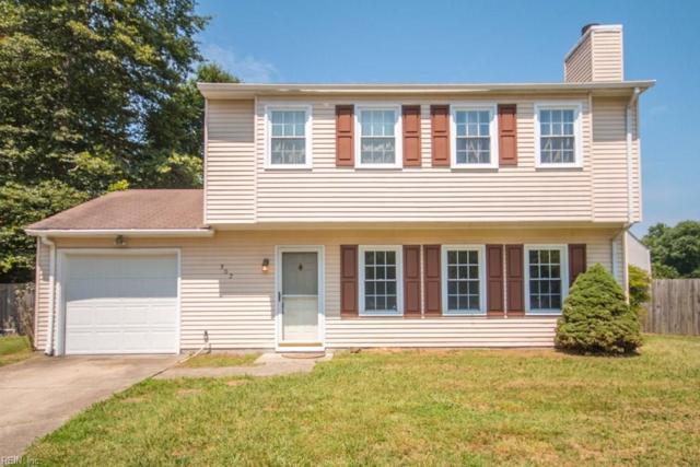 302 Markos Ct, Hampton, VA 23666 (#10228217) :: Abbitt Realty Co.